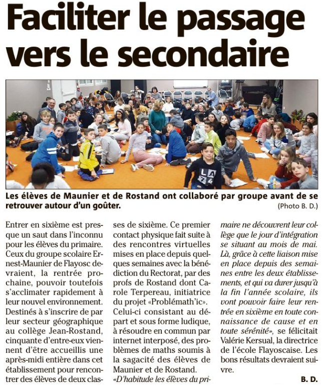 article var matin 14 01 19